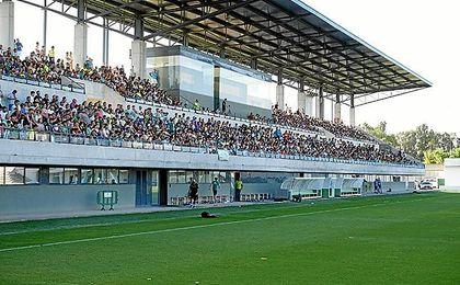 La primera jornada del Betis Deportivo, sólo para socios