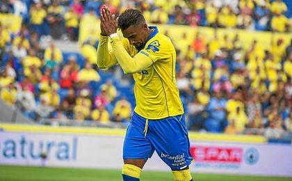 Boateng deja Las Palmas después de una temporada.
