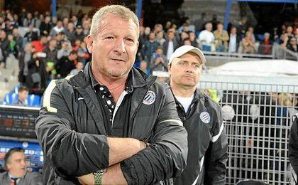 Rolland Courbis conoce muy bien a Boudebouz tras haber sido su entrenador en el Montpellier.