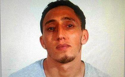 El aspecto del presunto autor del atentado en Las Ramblas
