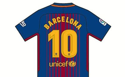 Los jugadores del Barça lucirán  Barcelona  en sus camisetas ante el Betis 858f8159a3e