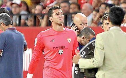 """David Soria: """"Las lágrimas eran de impotencia"""""""