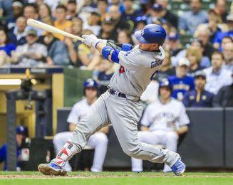 8-5. Grandal conecta jonrón y los Dodgers retoman el camino del triunfo