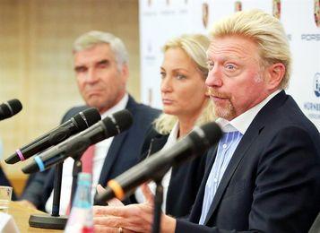 Boris Becker, presentado oficialmente como jefe del tenis masculino alemán