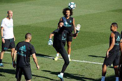 El Real Madrid ya prepara el duelo ante el Valencia sin Varane ni Kovacic