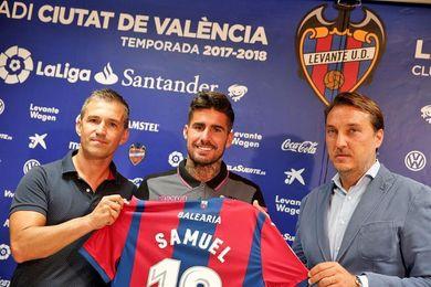 """Samu García: """"No fue fácil salir de Kazan pero estoy donde quería"""""""