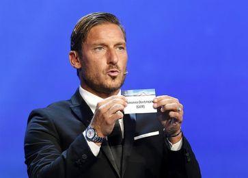"""Totti dice que el AS Roma """"lo tiene todo"""" para poner en apuros a Atlético y Chelsea"""