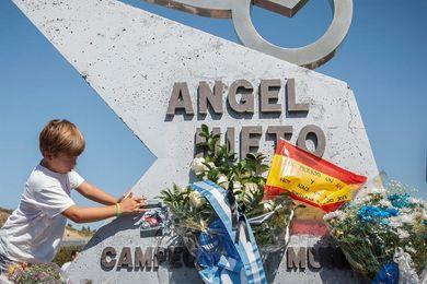 El 16 de septiembre, fecha para el multitudinario homenaje a Ángel Nieto