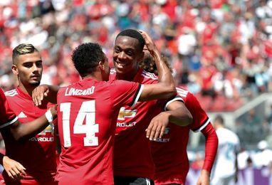 El Manchester United busca seguir ganando y distanciarse en la Premier League