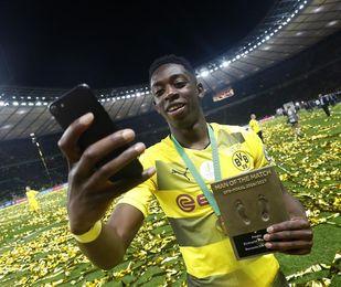 Dembélé presionó a su antiguo club Rennes diciendo que dejaba el fútbol