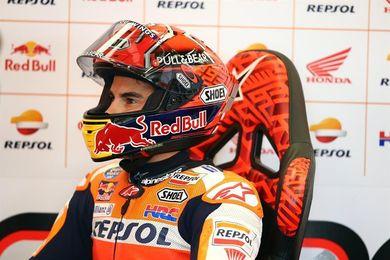 Márquez suma su cuarta mejor clasificación consecutiva