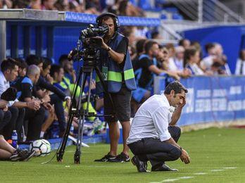 """Valverde: """"El día 31 espero tener un equipo más competitivo"""""""