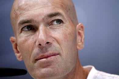 Zidane cierra la puerta a un delantero y confía ciegamente en Mayoral