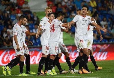 0-1. Ganso acaba con el sufrimiento del Sevilla en Getafe