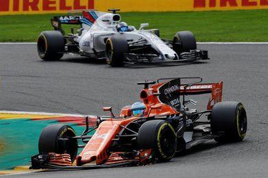 """Alonso: """"Me quedo con la crono de ayer, la salida de hoy y la primera vuelta"""""""