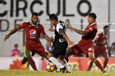 Marathón es nuevo líder del torneo Apertura hondureño y Motagua vence a Honduras Progreso