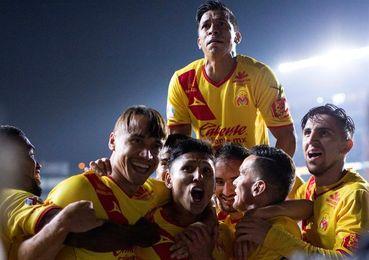 El Morelia vence al América con goles de suramericanos