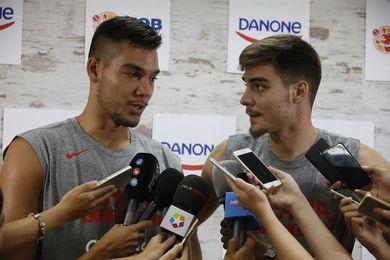 """Geuer: """"Ver a Willy y Juancho en la selección es mejor que verlos en la NBA"""""""