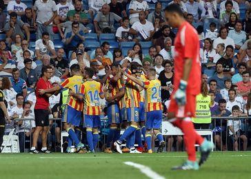 El Valencia recupera su mejor versión de la mano de su estilo tradicional