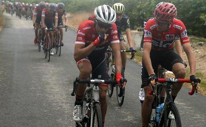 Contador: Mañana llegan los puertos duros y será una etapa complicada