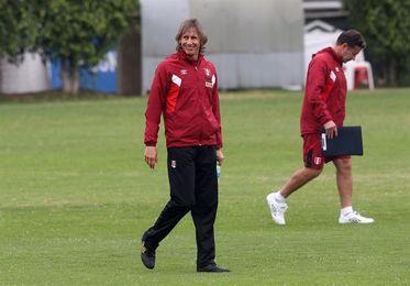 """Gareca ve una """"hermosa presión"""" para Perú en la recta final de las eliminatorias"""
