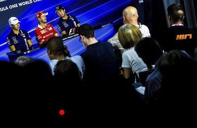 Checo y Ocon firman la paz y ´eclipsan´ a Vettel en Monza