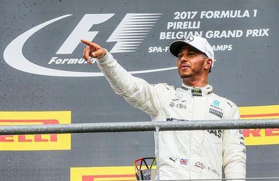 Hamilton quiere asaltar el liderato de Vettel en el ´templo´ de Ferrari