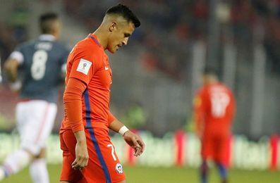 0-3. Paraguay le saca los colores a un Chile irreconocible