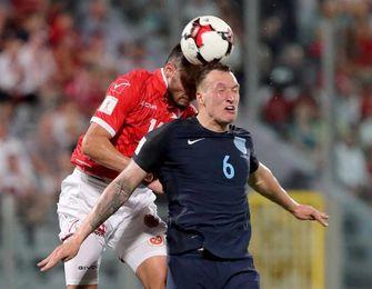 0-4. Inglaterra se sobrepone a su ofuscación en ataque y se acerca al Mundial