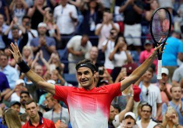 Federer vuelve a sufrir en el Abierto de EE.UU. mientras Thiem, Bautista y del Potro ganan