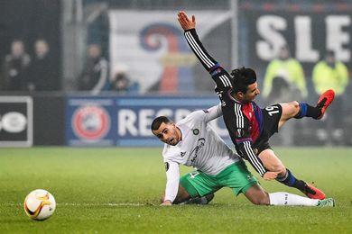 El internacional marroquí Tannane llega cedido a la UD Las Palmas