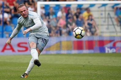 La Policía acusa a Rooney de conducir bajo los efectos del alcohol