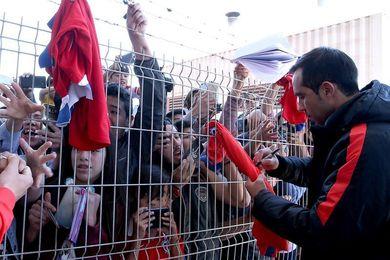 Chile se instala en la altura de Calama de cara al partido frente a Bolivia