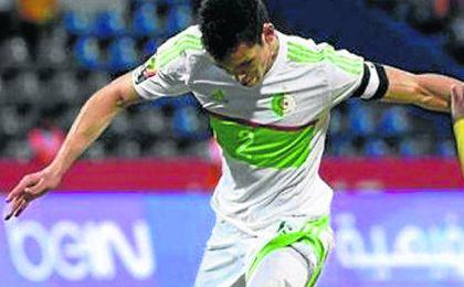 Mandi y Boudebouz dicen adiós al Mundial