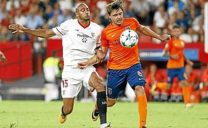 N´Zonzi es el futbolista con más valor de mercado del Sevilla, 30 millones de euros.