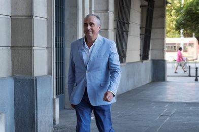 La fiscalía rebaja su petición de pena a Lopera a 3.600 euros de multa