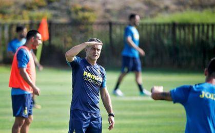 El Villarreal recupera a Ruiz y Bonera, mientras que Soriano y Mario son duda