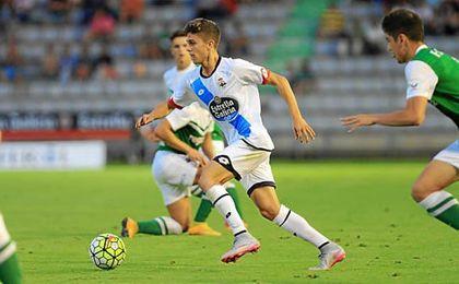 El Deportivo confirma el interés por Pinchi que adelantó ESTADIO