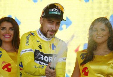 Peter Sagan se impone al esprint y repite triunfo en Quebec