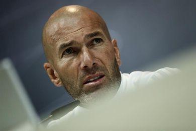 """Zidane: """"No veo una Liga española sin el Barcelona"""""""