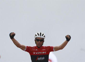 Alberto Contador héroe del Angliru, Froome virtual ganador de la Vuelta