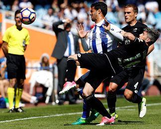 El Deportivo pretende volver a frenar a una Real Sociedad líder