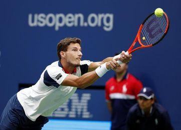 Pablo Carreño, derrotado en la semifinal ante Kevin Anderson
