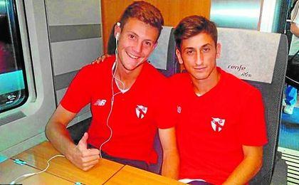 Gual, junto a Juanje en el viaje a Huesca, es uno de los cuatro internacionales que regresan.
