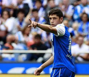 El uruguayo Fede Valverde debuta en LaLiga española