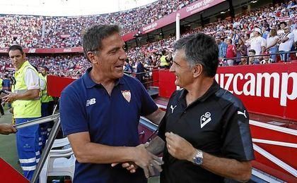 El Sevilla de Berizzo está invicto en la presente Liga.