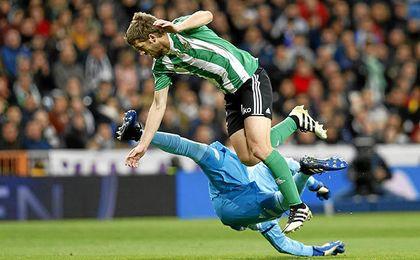 Mateu Lahoz pitará el Madrid-Betis