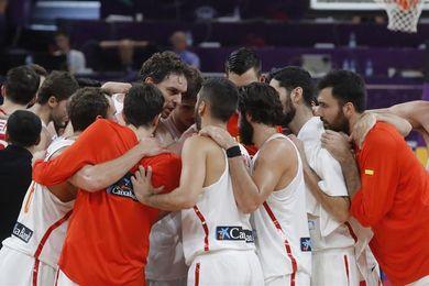 La selección española quiere abrir la puerta de las medallas