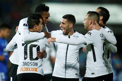 Corinthians busca redimirse en la Sudamericana tras sus últimos tropiezos en la liga