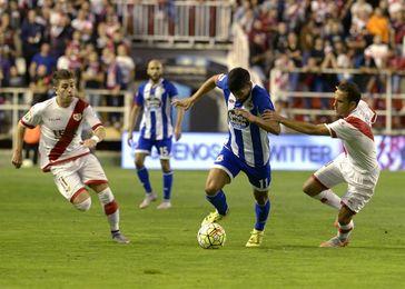 """Juanfran: """"Hay jugadores que no han estado o tienen que subir el nivel"""""""